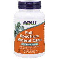 NOW Foods Minerały Full Spectrum Mineral 120 kaps
