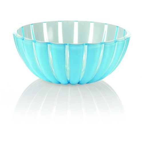Misy i miski, Guzzini - Grace - miska 30 cm, niebieska - niebieski