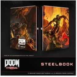 Steelbook CENEGA Doom Eternal DARMOWY TRANSPORT