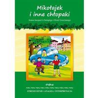 E-booki, Mikołajek i inne chłopaki Jeana-Jacquesa Sempégo i René Goscinnego - Marta Zawłocka