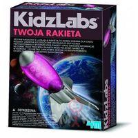 Rakiety i statki kosmiczne dla dzieci, Twoja rakieta