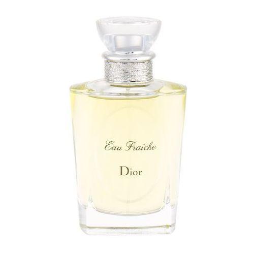 Wody toaletowe damskie, Christian Dior Eau Fraiche Woman 100ml EdT