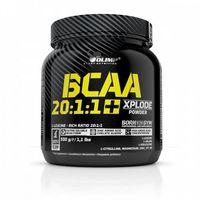 Aminokwasy, Aminokwasy OLIMP BCAA Xplode 20:1:1 500g, Smaki: Gruszka Najlepszy produkt Najlepszy produkt tylko u nas!