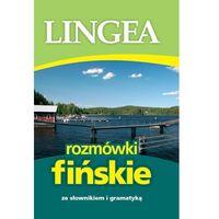 Przewodniki turystyczne, Rozmówki fińskie ze słownikiem i gramatyką (opr. miękka)