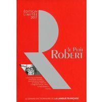 Książki do nauki języka, Petit Robert de la langue francaise 2017 + klucz do wersji cyfrowej (opr. kartonowa)
