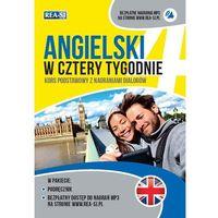 Książki do nauki języka, Angielski w cztery tygodnie - Głogowska Małgorzata, Cook Alan (opr. miękka)