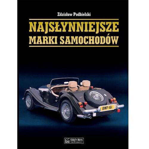 Biblioteka motoryzacji, Najsłynniejsze marki samochodów (opr. twarda)