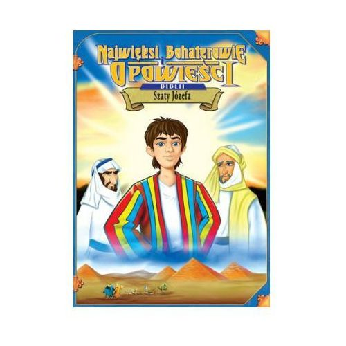 Filmy animowane, Szaty Józefa- bajka DVD