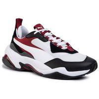 Męskie obuwie sportowe, Sneakersy PUMA - Thunder Fashion 2.0 37037606 06 Puma White/P Black/Rhubarb