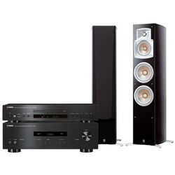 Yamaha A-S201 + CD-S300 + NS-555
