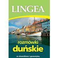 Przewodniki turystyczne, Rozmówki duńskie ze słownikiem i gramatyką (opr. broszurowa)