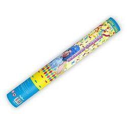 Tuba strzelająca - kolorowe konfetti - 40 cm - 1 szt.