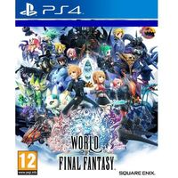 Gry na PS4, World of Final Fantasy (PS4)
