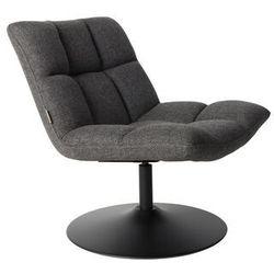 Dutchbone Fotel BAR ciemnoszary 3100030