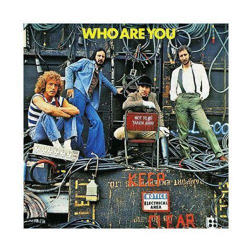 Pozostała muzyka rozrywkowa, WHO ARE YOU - The Who (Płyta CD)