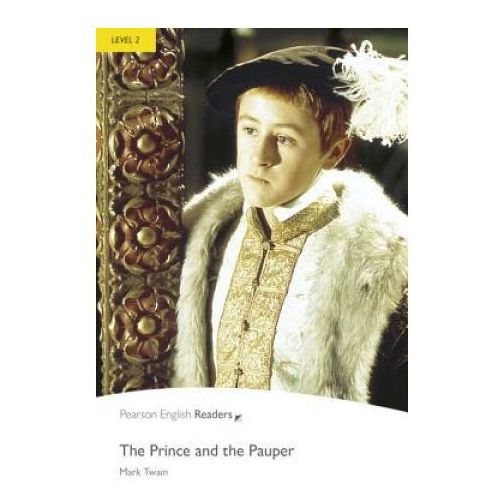 Książki do nauki języka, The Prince And The Pauper + MP3/CD (Książę i Żebrak) Penguin Readers Original (opr. miękka)