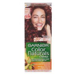Garnier Color Naturals Créme farba do włosów 40 ml dla kobiet 660 Fiery Pure Red