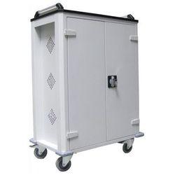 Wózek na tablety - mobilna szafka na kółkach do ładowania tabletów WNT 33