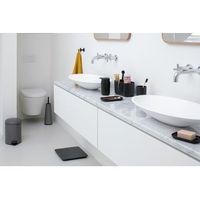Pozostałe akcesoria do łazienek, Brabantia - Zestaw łazienkowy ReNew Collection - platynowy - platynowy