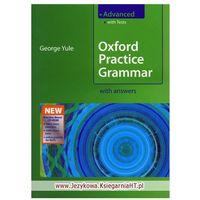 Książki do nauki języka, Oxford practice grammar advanced+Cd (opr. miękka)