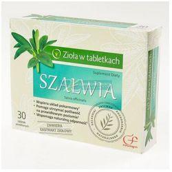 Szałwia 50mg 30 tabletek Colfarm