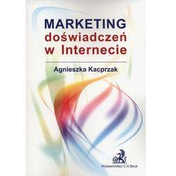 Marketing doświadczeń w internecie (opr. miękka)