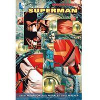 Komiksy, Superman Tom 3 U kresu dni - mamy na stanie, wyślemy natychmiast (opr. twarda)