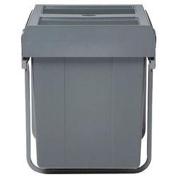 Pojemnik do segregowania odpadów GoodHome Vigote 2-komorowy