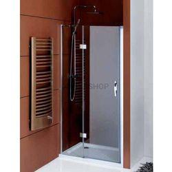 LEGRO drzwi prysznicowe do wnęki 80cm GL1280