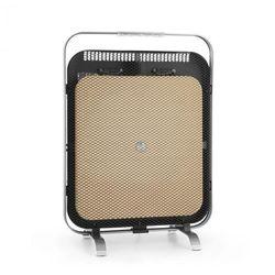 HeatPal Marble Blackline grzejnik na podczerwień 1300W marmur aluminium