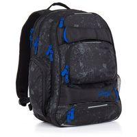 Tornistry i plecaki szkolne, Plecak młodzieżowy Topgal HIT 882 A - Black