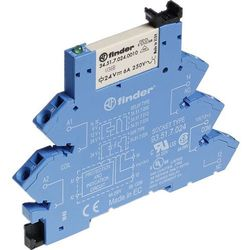 Przekaźnikowy moduł sprzęgający Finder 38.61.3.125.5060