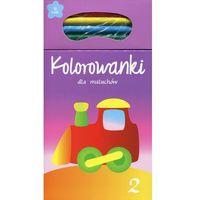 Kolorowanki, Kolorowanki dla maluchów 2 - Praca zbiorowa
