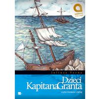 Audiobooki, Dzieci kapitana Granta (Płyta CD)
