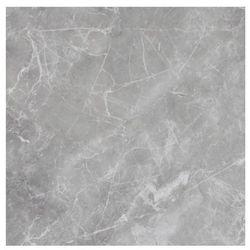 Gres szkliwiony polerowany Lavre Ceramstic 60 x 60 cm jasnoszary 1,44 m2