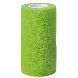 Samoprzylepne bandaże elastyczne EquiLastic szer. 10 cm Kerbl - zielony
