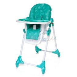 4Baby Krzesełko do karmienia DECCO turkusowe
