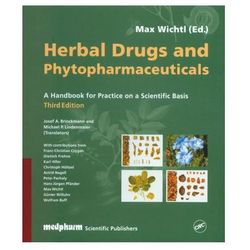 Herbal Drugs and Phytopharmaceuticals. A Handbook for practice on a Scientific Basis