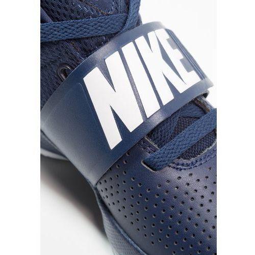 Obuwie sportowe dla dzieci, Nike Performance TEAM HUSTLE D 8 (GS) Obuwie do koszykówki midnight navy/white
