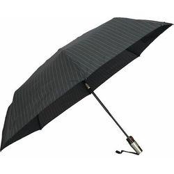 Knirps T400 Duomatic Parasolka składana 36 cm stripe ZAPISZ SIĘ DO NASZEGO NEWSLETTERA, A OTRZYMASZ VOUCHER Z 15% ZNIŻKĄ