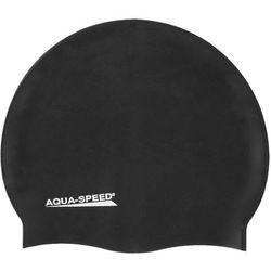 Czepek Aqua-Speed Mega (Kolor: Niebieski)