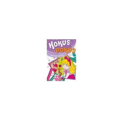 Książki dla dzieci, Hokus-pokus. Bajkowe postacie