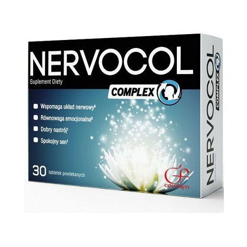 Leki uspokajające, Nervocol Complex 30 tabl.