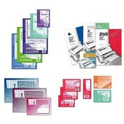 Podatkowa księga przych. i rozch. 96 K (OFFSET) MICHALCZYK I PROKOP A4 - X05422