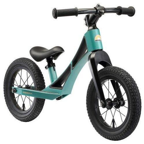 """Rowerki biegowe, Rowerek biegowy 12"""" BIKE STAR GERMANY BMX magnezowa rama superlight zielony"""