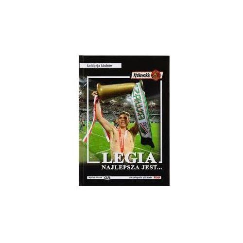 Albumy, Kolekcja klubów. Tom 13. Legia (opr. twarda)