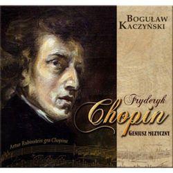 Fryderyk Chopin Geniusz muzyczny z płytą CD (opr. twarda)
