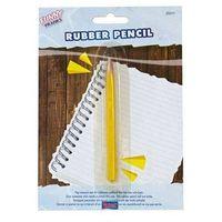 Ołówki, Gumowy ołówek - 1 szt.