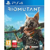 Gry PS4, Biomutant PS4