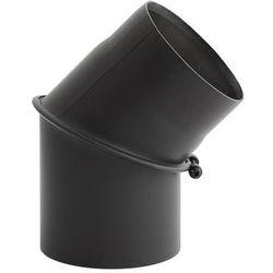 Kolano 150 mm 0-45 ST REGULOWANE KAISER PIPES